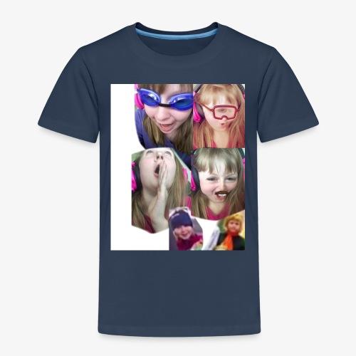 MALINGÆNGH - Premium T-skjorte for barn