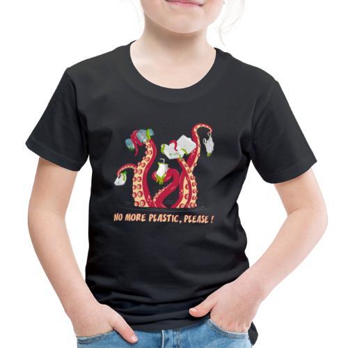 No more plastic ! - T-shirt Premium Enfant