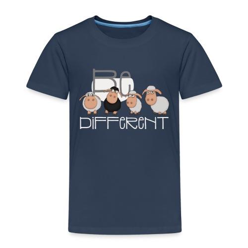 Coole Be different Schafe Gang - Gute Laune Schaf - Kinder Premium T-Shirt