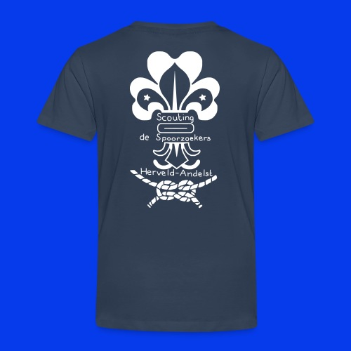 Spoorzoekers - Kind - Kinderen Premium T-shirt