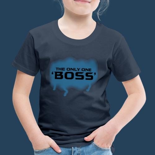 the only one BOSS - Kinder Premium T-Shirt