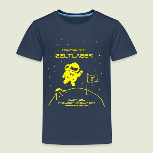 T Shirt Design 2014 - Kinder Premium T-Shirt