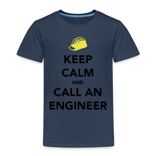 Keep Calm Engineer - Kids' Premium T-Shirt