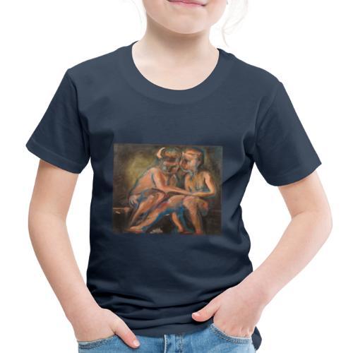 Gli Angeli. Arte da indossare. Regali con arte. - Maglietta Premium per bambini