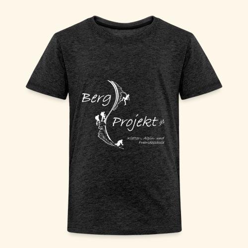 BP transp Schrift - Kinder Premium T-Shirt