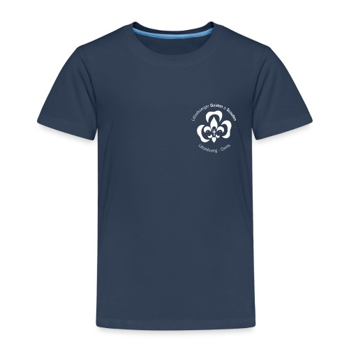 T-shirt LGSC - T-shirt Premium Enfant