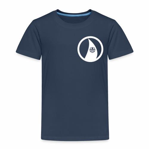 Logga Negativ - Premium-T-shirt barn