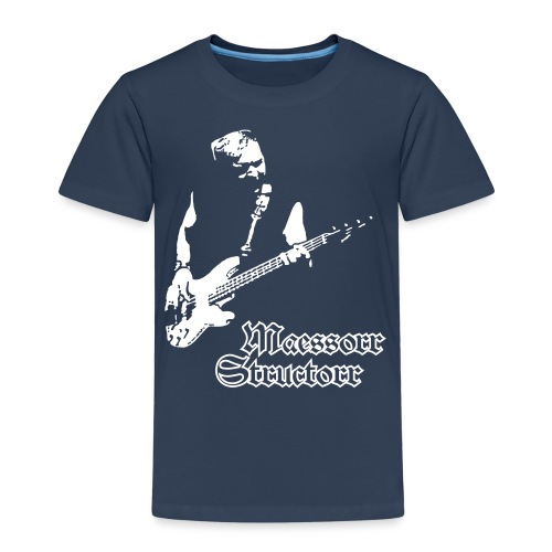 Denny Bass EPS - Kids' Premium T-Shirt