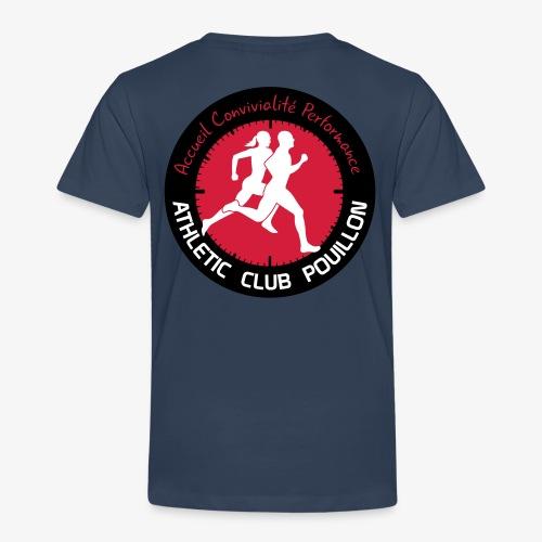 AC POUILLON - T-shirt Premium Enfant