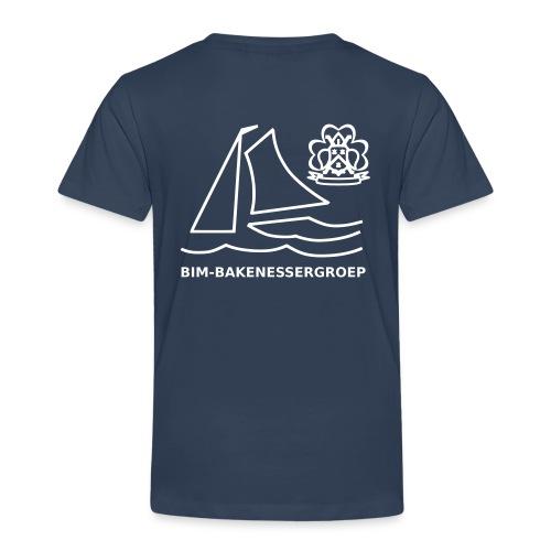 BIM Logo - Kinderen Premium T-shirt