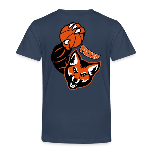 Foxes basketball - T-shirt Premium Enfant