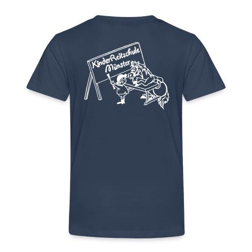 LogoWeiss - Kinder Premium T-Shirt