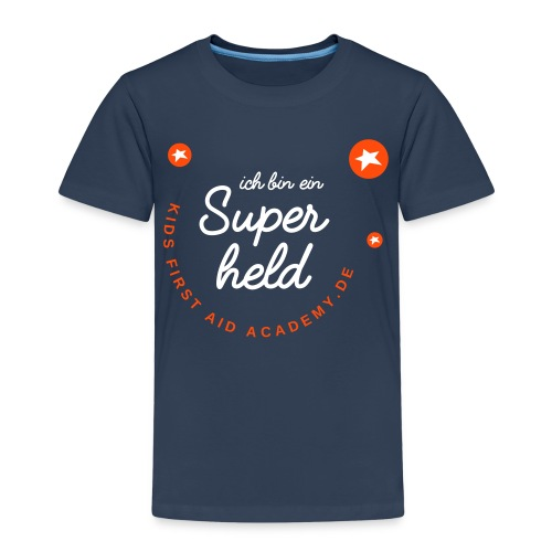 KidsFrontGroesser2 - Kinder Premium T-Shirt