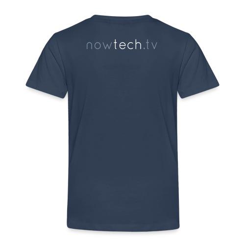 Titre nowtechTV - T-shirt Premium Enfant