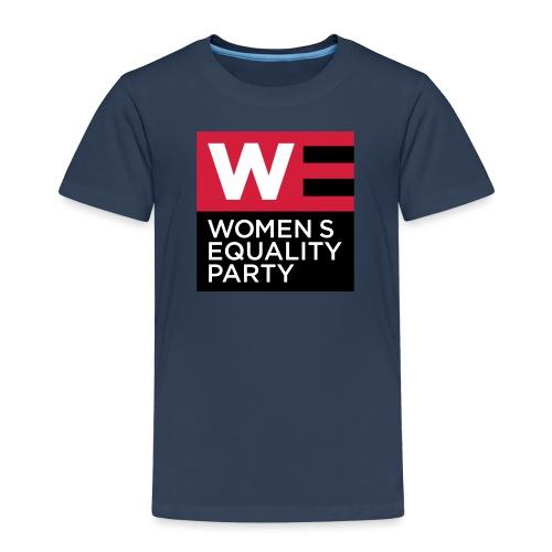 WE_LOGO_RED_CMYK - Kids' Premium T-Shirt