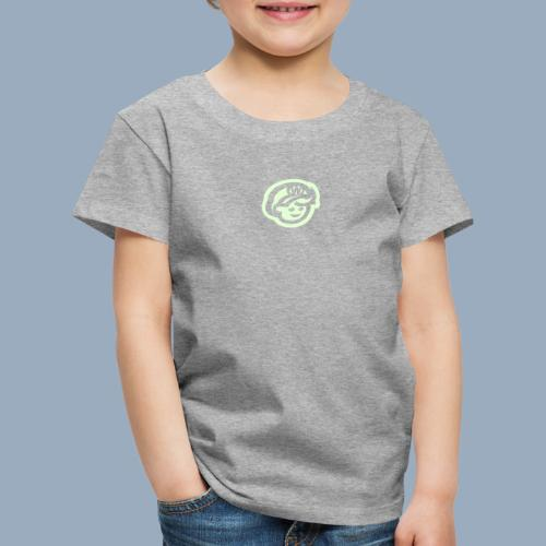 logo bb spreadshirt bb kopfonly inv - Kids' Premium T-Shirt