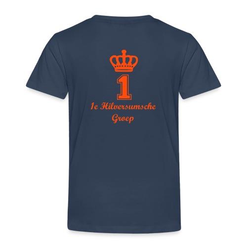 1e Hilversumsche Groep - Kinderen Premium T-shirt