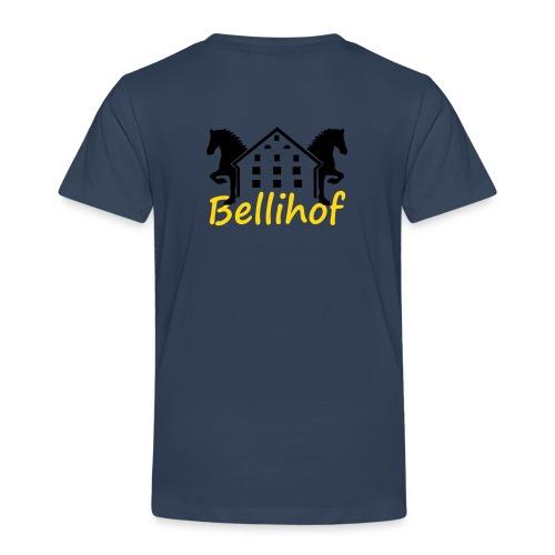 Logo Bellihof - Kinder Premium T-Shirt
