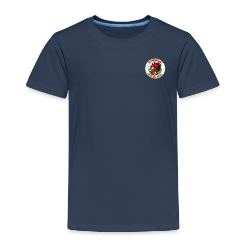Eurobowl Wales 2018 - Kids' Premium T-Shirt