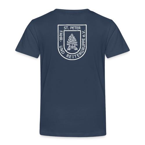 FURG_Logo_weiß_2 - Kinder Premium T-Shirt