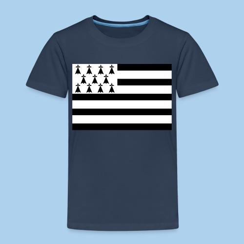 drapeau breton - T-shirt Premium Enfant