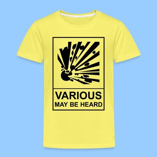 VariousExplosions (1 colour) - Kids' Premium T-Shirt