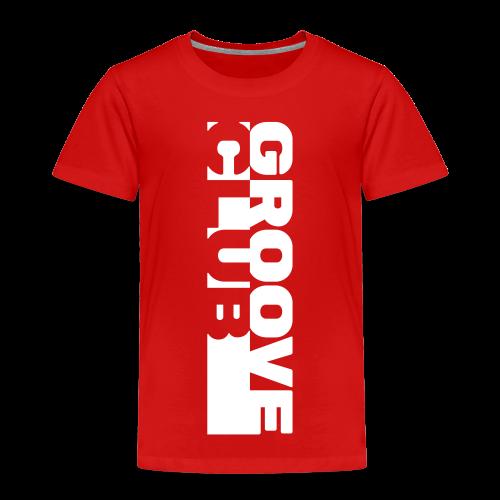 Groove Club - Kinder Premium T-Shirt