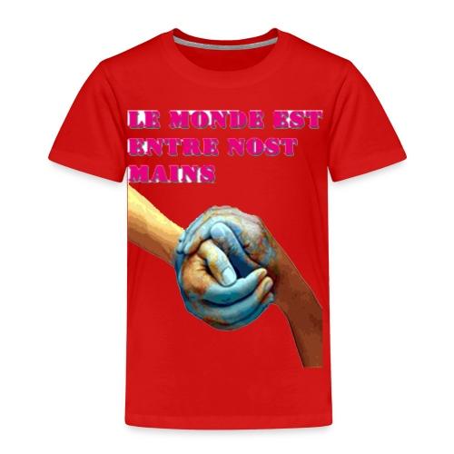 Pueblo unido - Camiseta premium niño