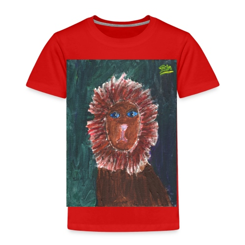Lion T-Shirt By Isla - Kids' Premium T-Shirt