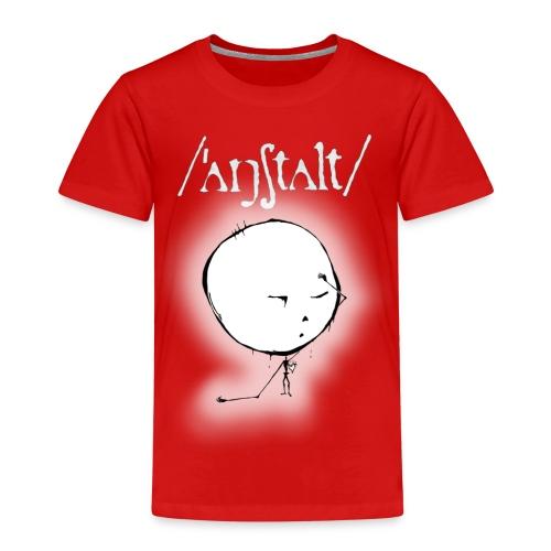 kreisling mit logo (weiß) - Kinder Premium T-Shirt