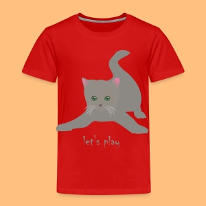 Kitten - Kinder Premium T-Shirt