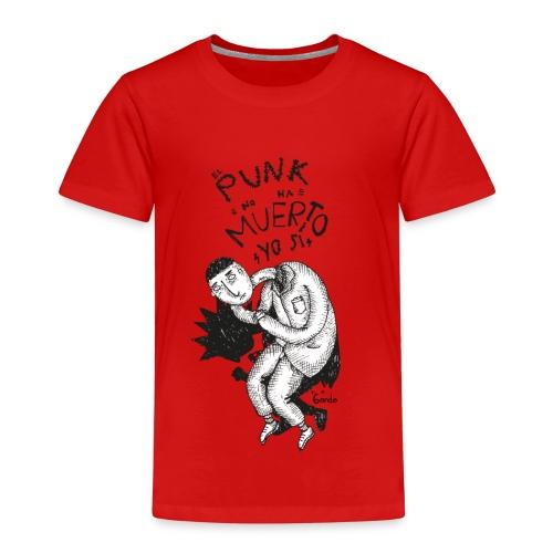 EL PUNK NO HA MUERTO - Camiseta premium niño