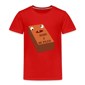 Brick Life - Kinderen Premium T-shirt