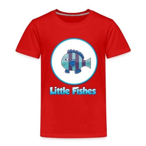 Little Fishes Logo - Kids' Premium T-Shirt