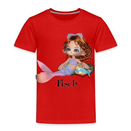 fisch2 - Kinder Premium T-Shirt