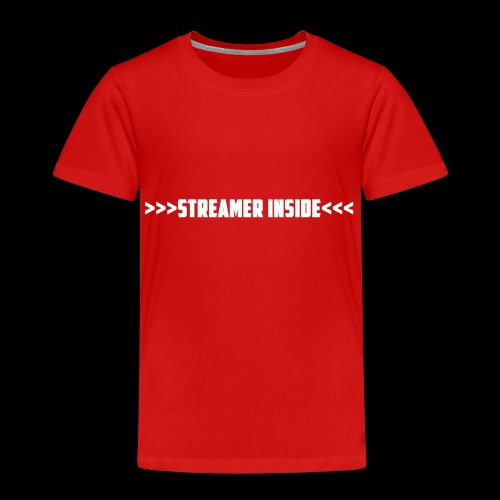 Streamer Inside - Zeig was du machst - Kinder Premium T-Shirt