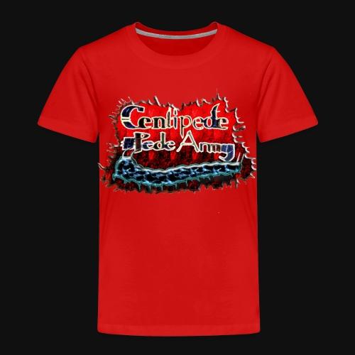 Pede Army Merch - Kinder Premium T-Shirt