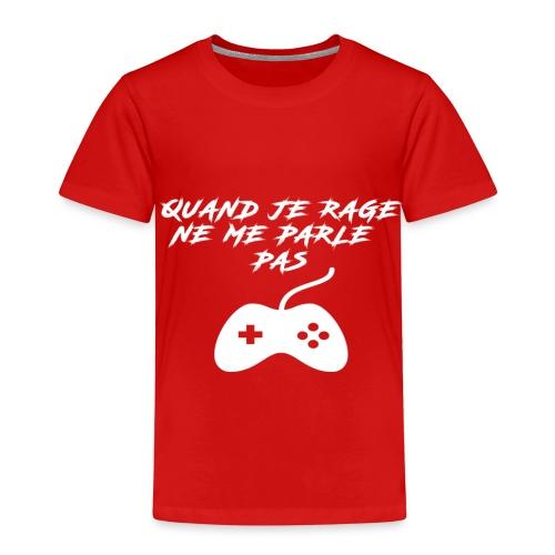 HARD RAGE GAMING ;) - T-shirt Premium Enfant