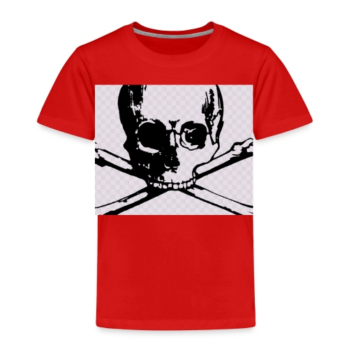 skull and crossbones - Kids' Premium T-Shirt
