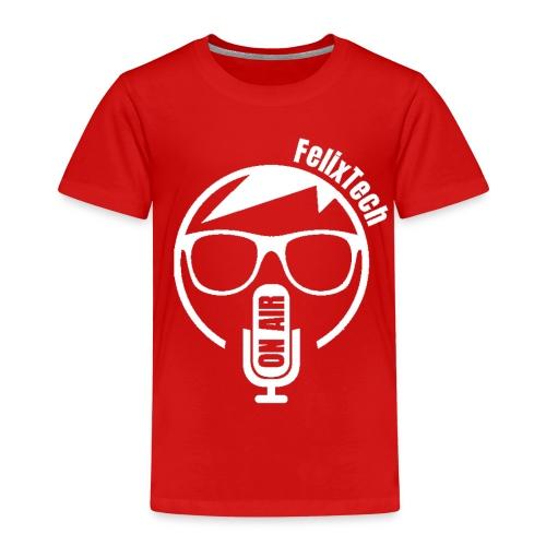 Weißes Logo - Kinder Premium T-Shirt