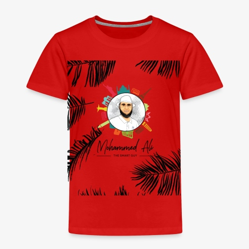 Mohammed Ali - Travel the world - Fan Article - Kids' Premium T-Shirt