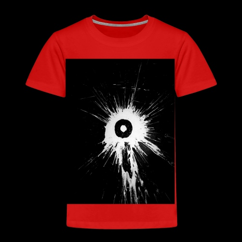 Schwarz Weiß - Kinder Premium T-Shirt