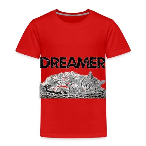 Dreamer - Maglietta Premium per bambini