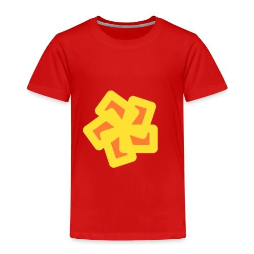 Abstrakte Zeichnung - Kinder Premium T-Shirt