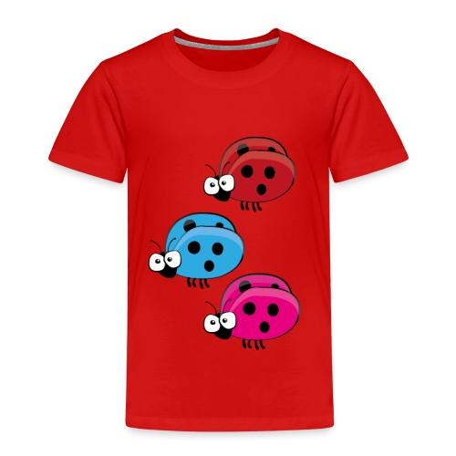 Marienkaefer ❤ - Kinder Premium T-Shirt