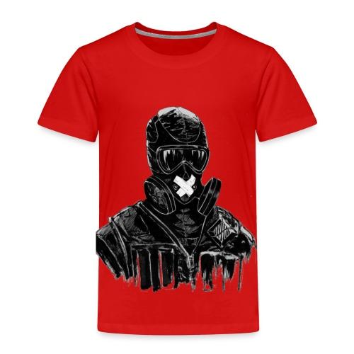 R6 Fan art Smoke - T-shirt Premium Enfant