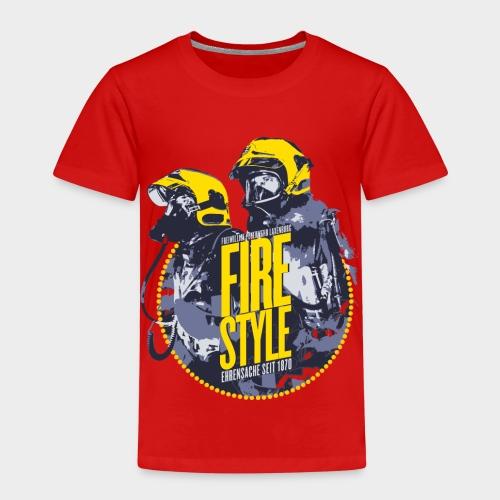 Firestyle 1 - Kinder Premium T-Shirt