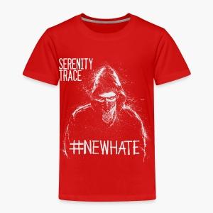 #NewHate Male - Premium T-skjorte for barn