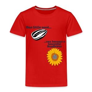 One little seed - Kids' Premium T-Shirt