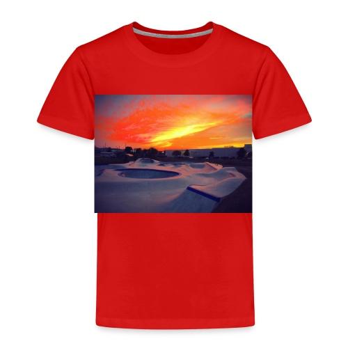 Skate park chill - Camiseta premium niño
